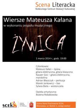 2014-03-01 – Mateusz Kałan