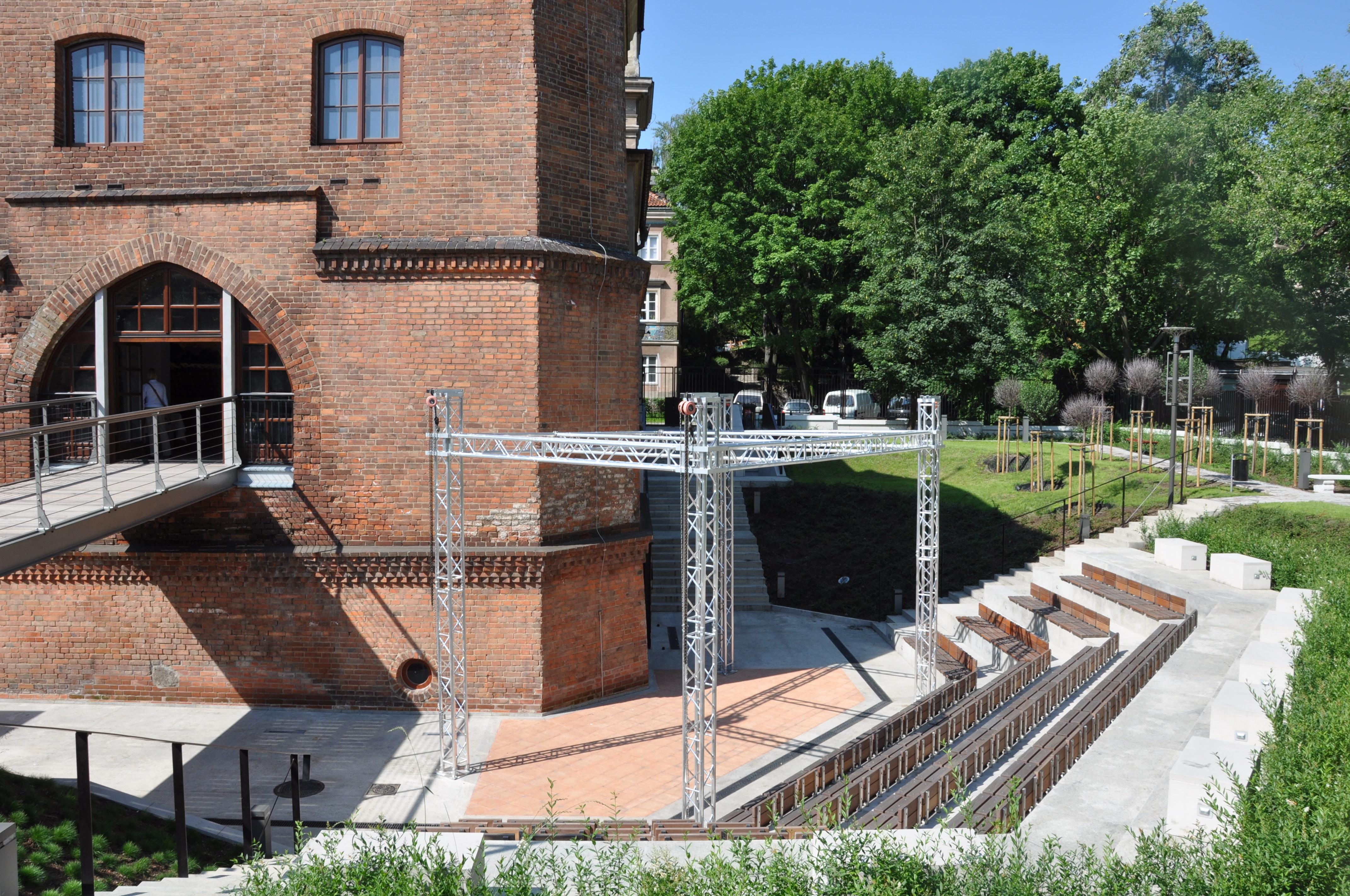 Amfiteatr przy Starej Prochowni SCEK (SP)