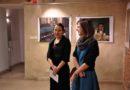 'Wernisaż wystawy Gabrieli Prokop w Galerii Brzozowa