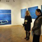 Wernisaż wystawy Jolanty Knap w Galerii Abakus