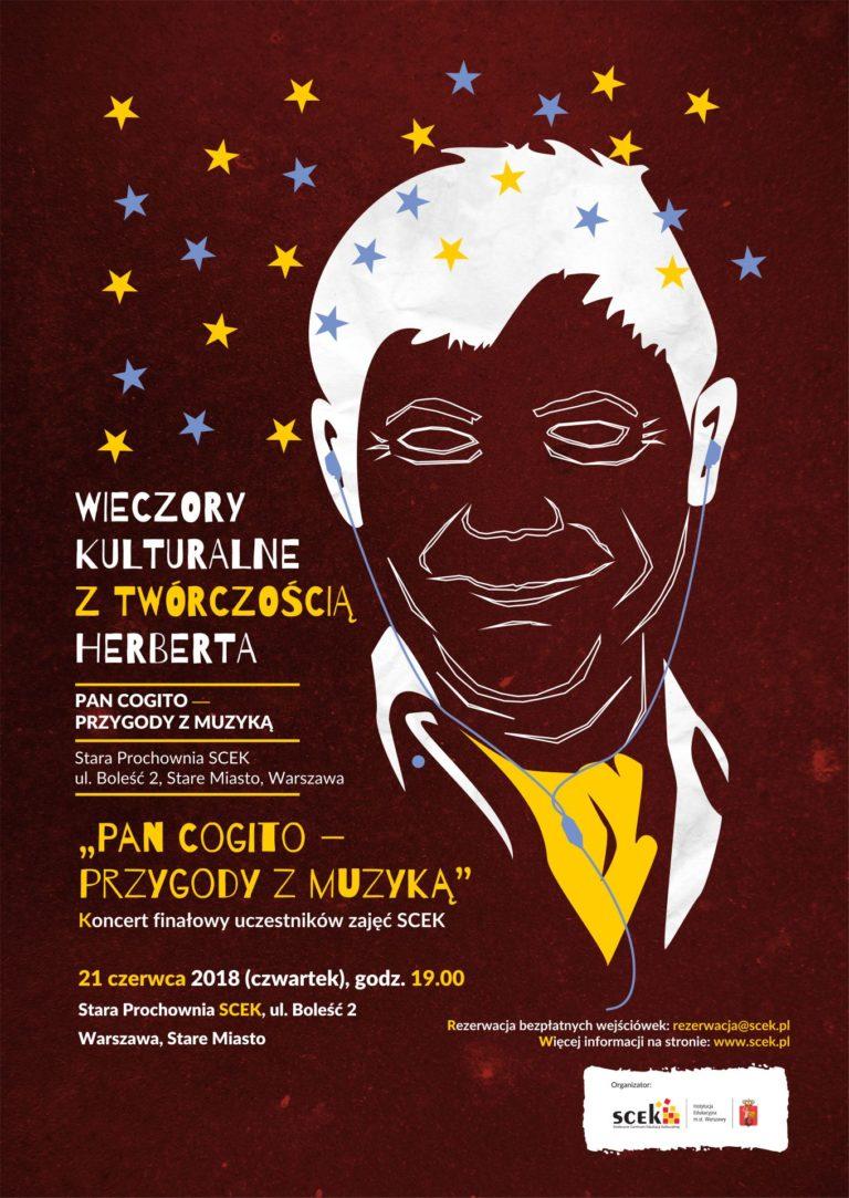 Pan Cogito Przygody Z Muzyką Stołeczne Centrum Edukacji