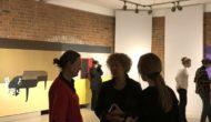 Wernisaż wystawy Ewy Sokołowkiej, Galeria Stara Prochownia 4