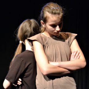 Konkurs Teatralny Melpomena w szkolnej ławce