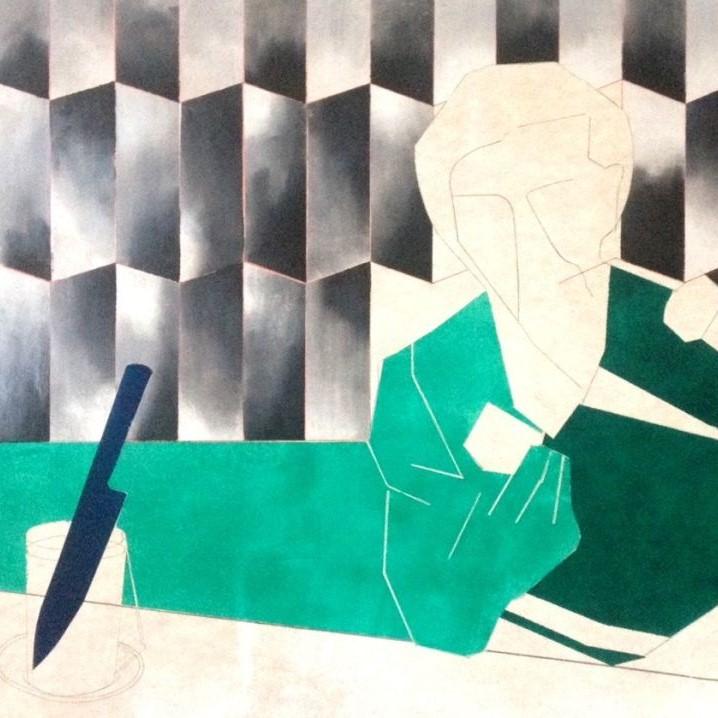 Ewa Machnio, Galeria Abakus, wystawa