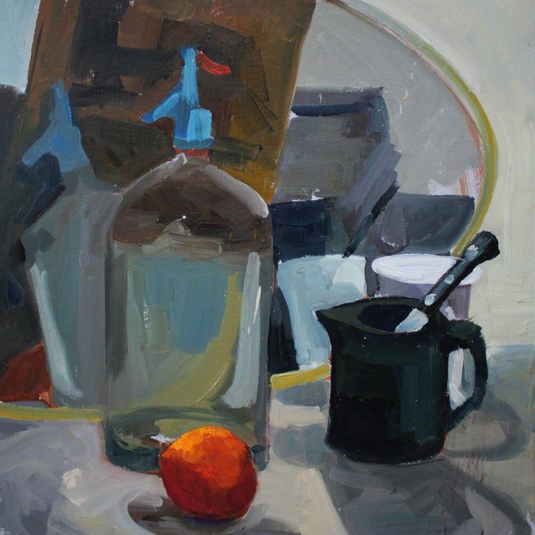 Zuzanna Bednarska, Galeria Brzozowa