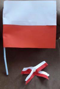 Kacper Łoza, Symbole narodowe, ZSS nr 38