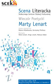 2012-05-30 – Marta Lenart