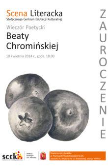 2014-04-10 – Beata Chromińska