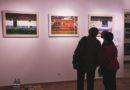 'Wernisaż wystawy Bernadetty Stępień w Galerii Abakus