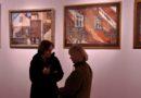 Wernisaż wystawy Bernadetty Stępień w Galerii Abakus