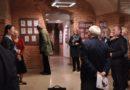 """Wernisaż wystawy """"Z ekslibrisem przez stulecia"""" w Galerii Brzozowa"""
