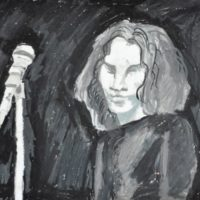 Julia Jemielita, 16 lat, Szkoła Podstawowa nr 150 z Oddziałami Gimnazjalnymi, Jim Morrison, NAGRODA – kopia'