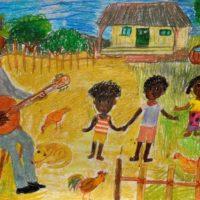 Katarzyna Ziomek, 8 lat, Szkoła Podstawowa Fundacji Królowej Świętej Jadwigi, Alabama blues, WYRÓŻNIENIE'