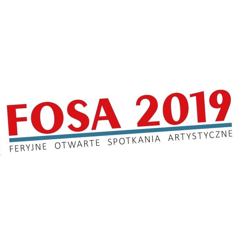 Feryjne Otwarte Spotkania Artystyczne 2019