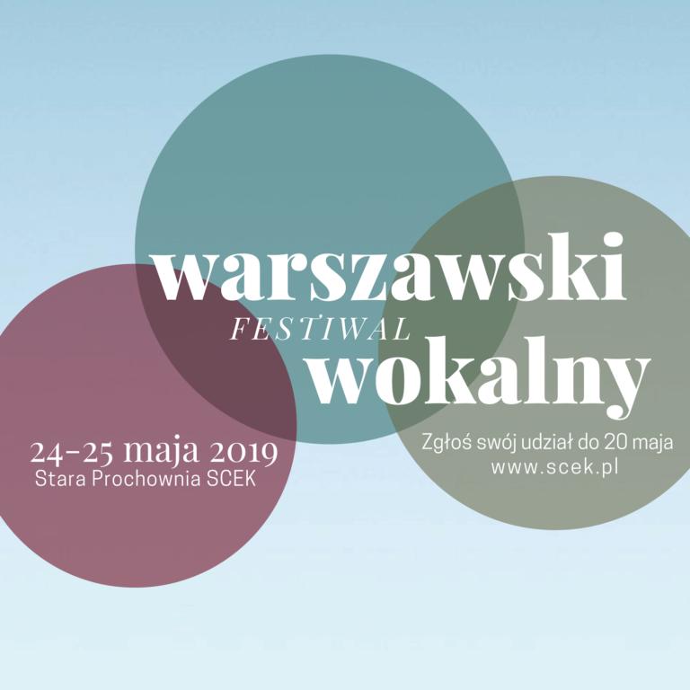 Warszawski Festiwal Wokalny, edycja III