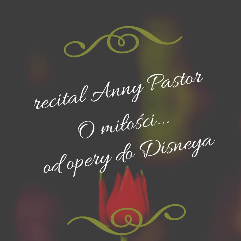 Recital Anny Pastor