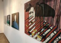 Galeria Abakus – Ewa Machnio, wernisaż 4