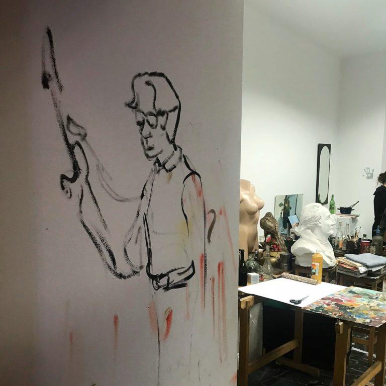pracowmnia malarstwa