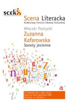 2011-11-30 – Zuzanna Kafarowska