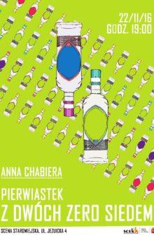 2016-11-22 – Anna Chabiera