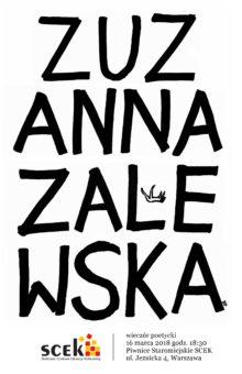 2018-03-16 – Zuzanna Zalewska