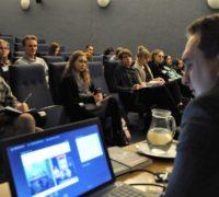 Laboratorium dziennikarskie z Bożeną Dudko w SCEK 2019