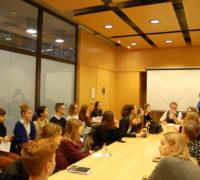 Laboratorium dziennikarskie, 30.11, fot. J. Czeremuszkin