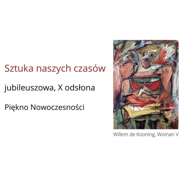 jubileusz Kursu Wiedzy o Sztuce Współczesnej
