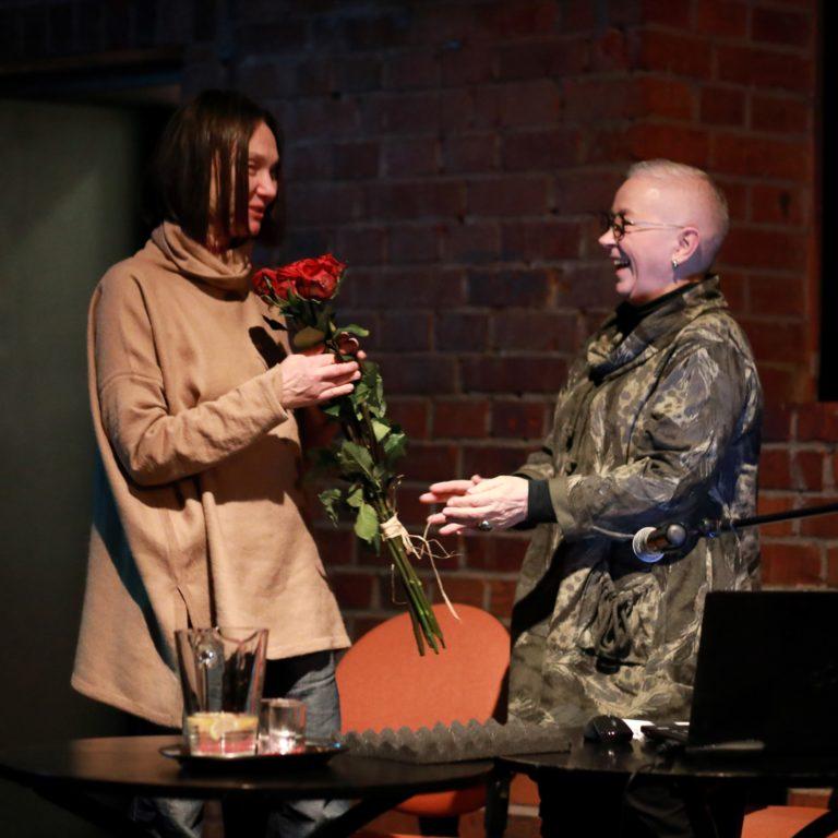 Spotkanie z Katarzyną Kozyrą