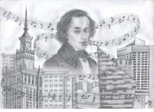 Maja Kisiel, Szkoła Podstawowa nr 375 im. Orląt Lwowskich, Koncert fortepianowy