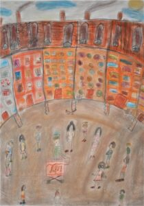 Klara Judycka, 11 lat, Dom Kultury Stokłosy, Katarynka