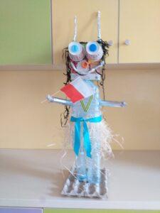 Walenty Lisak, 7 lat, Szkoła Podstawowa nr 58