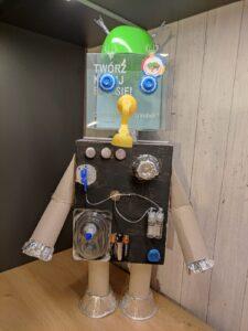 Ignacy Świst, 10 lat, Robot IS Szkoła Podstawowa nr 25
