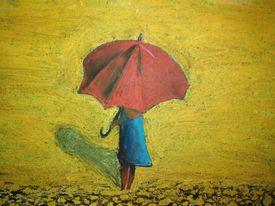 10c. Karina Pniewska, 12 lat, Szkoła Podstawowa nr 298, Dziewczynka-z-parasolem-2