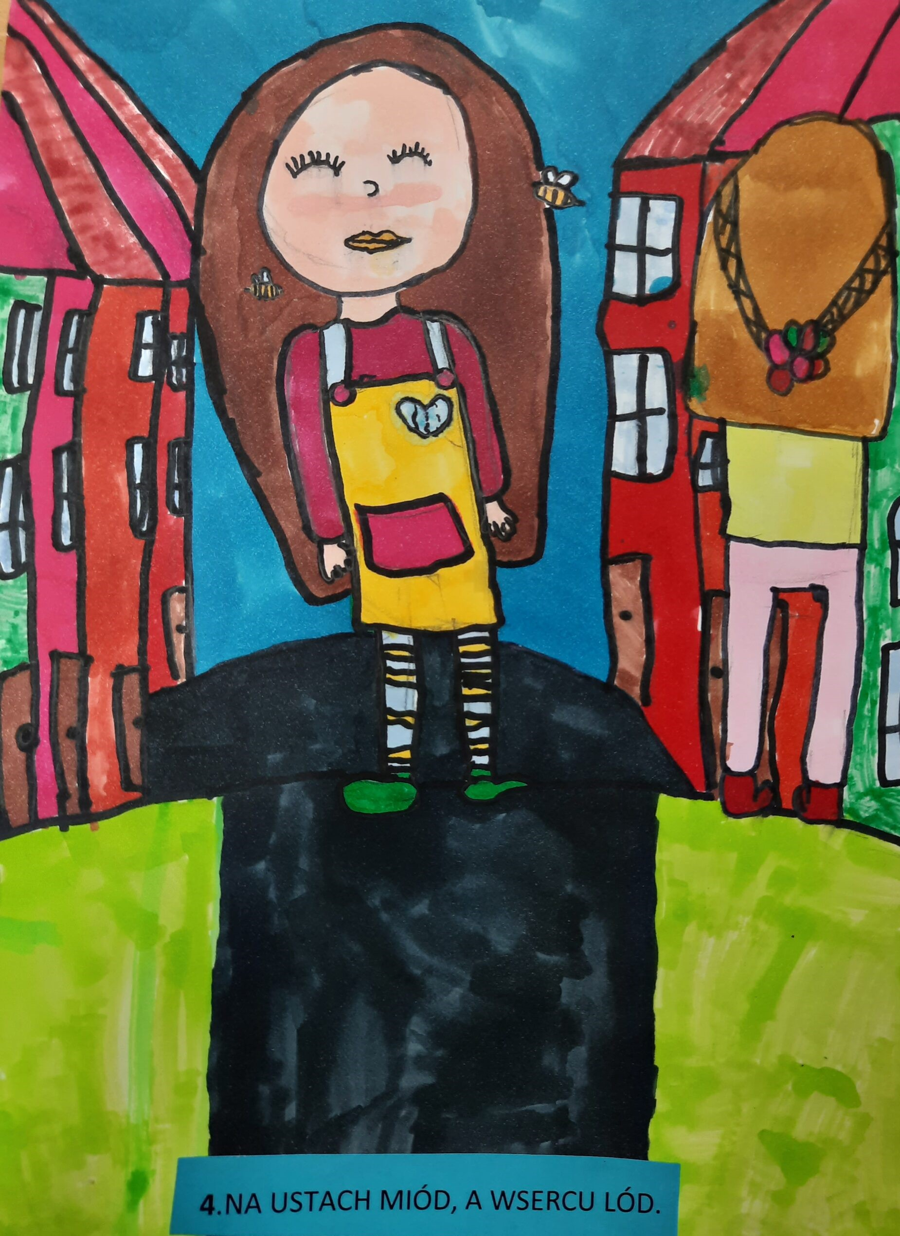 Hanna Chrościńska, 10 lat, Szkoła Podstawowa nr 29