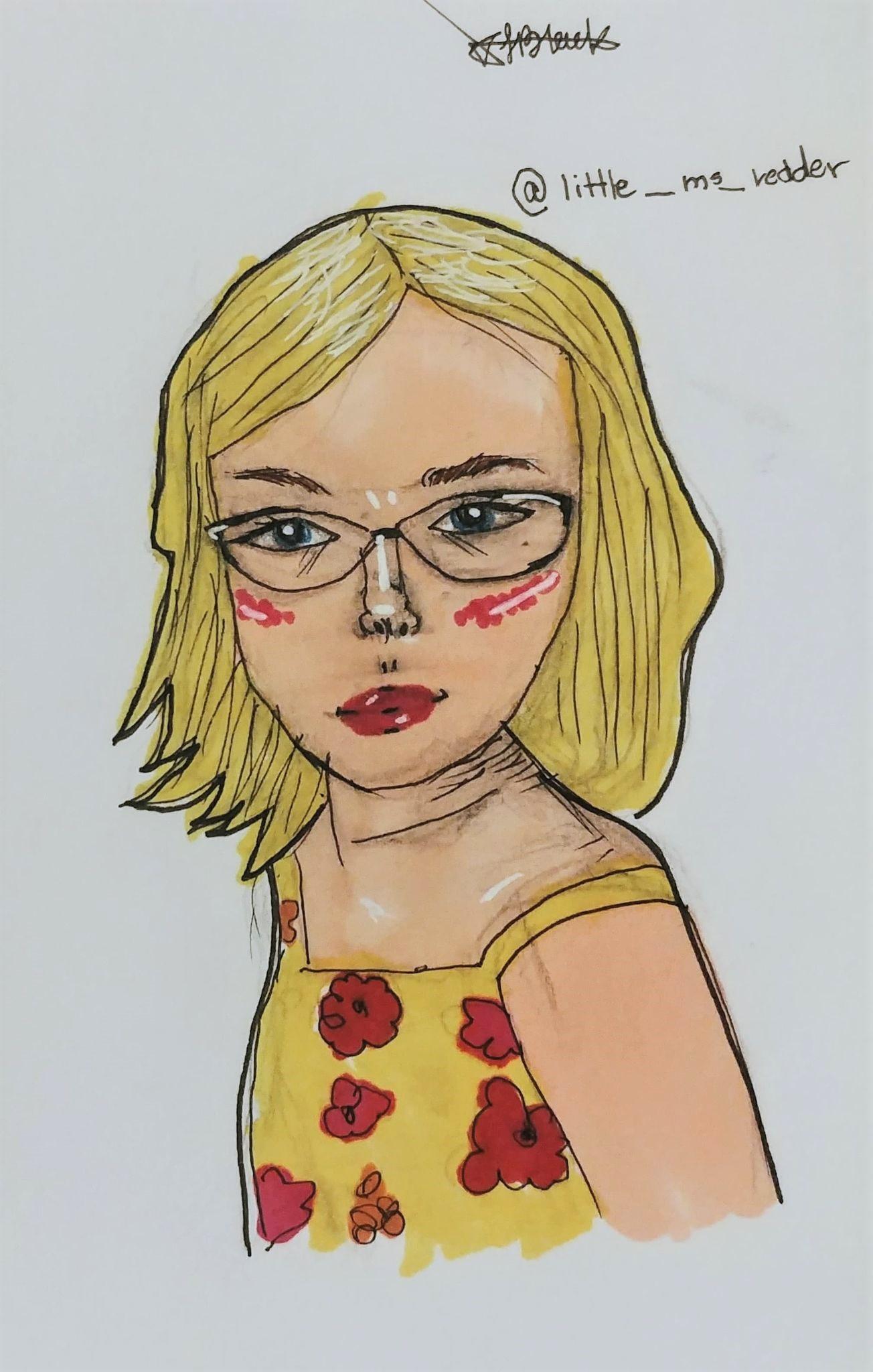 Felicja Black, 12 lat, Szkoła Podstawowa nr 400