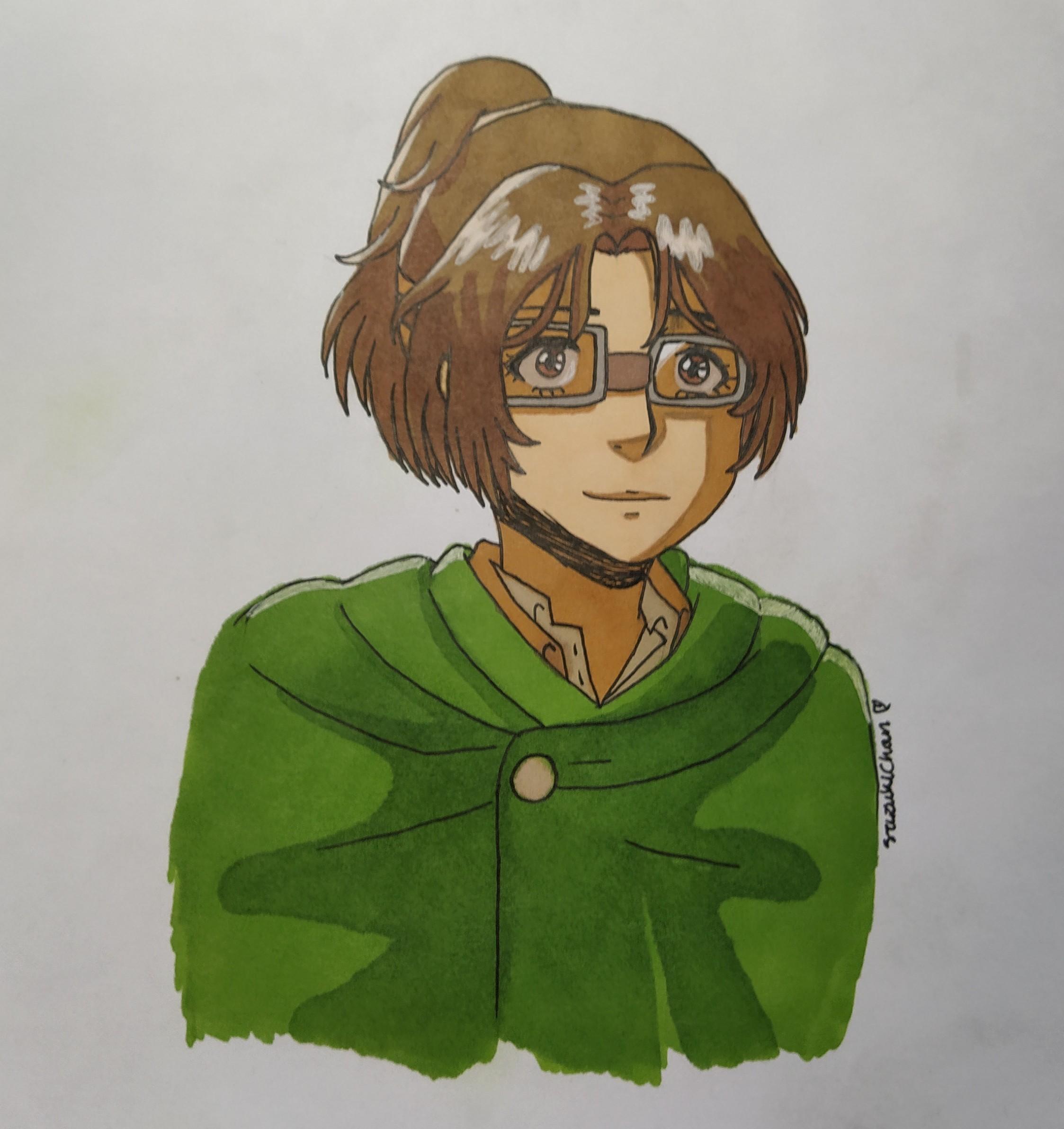 Zuzia Szelągowska, 11 lat, Szkoła Podstawowa nr 319, Hanji Zoe