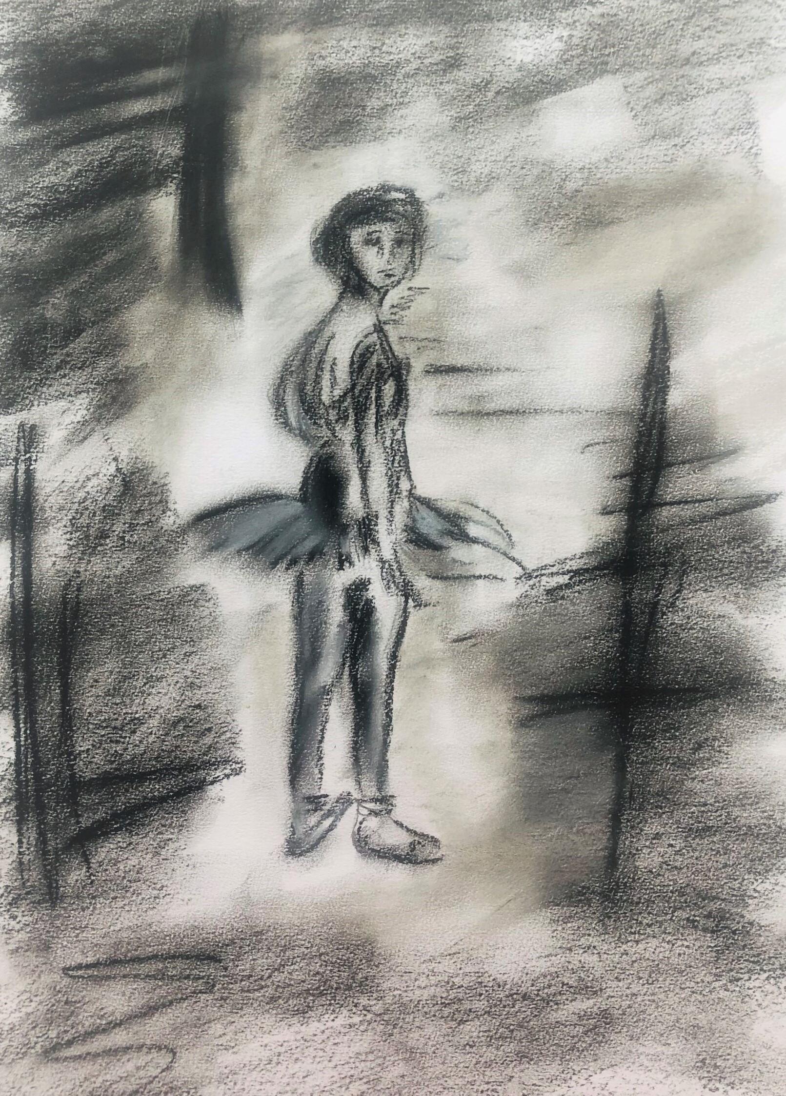 Zosia Materny, 14 lat, Szkoła POdstawowa nr 373, Baletnica-Wegiel
