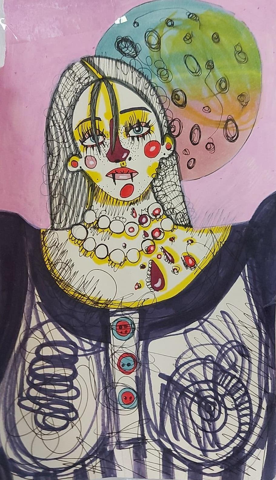 Alexandra Vialichka, 13 lat, Szkoła Podstawowa nr 119, Kobieta