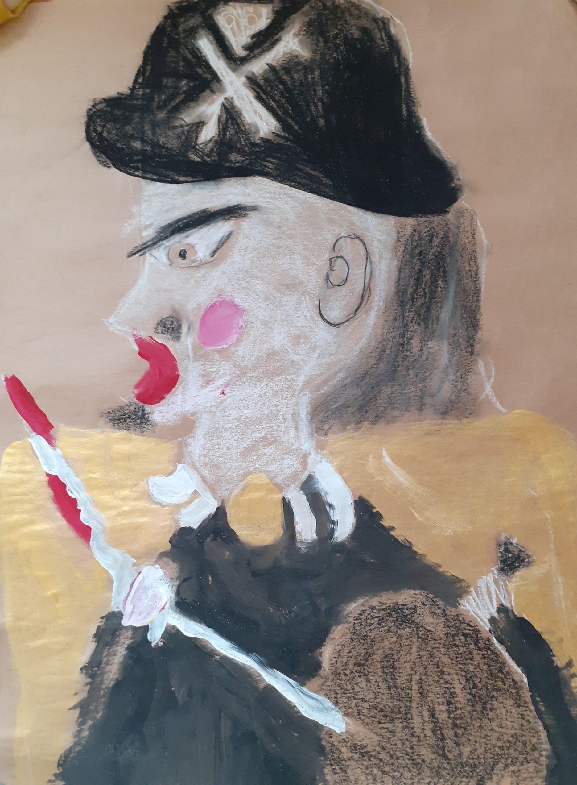 Zosia Śledź, 9 lat, Szkoła Podstawowa nr 187, Pirat