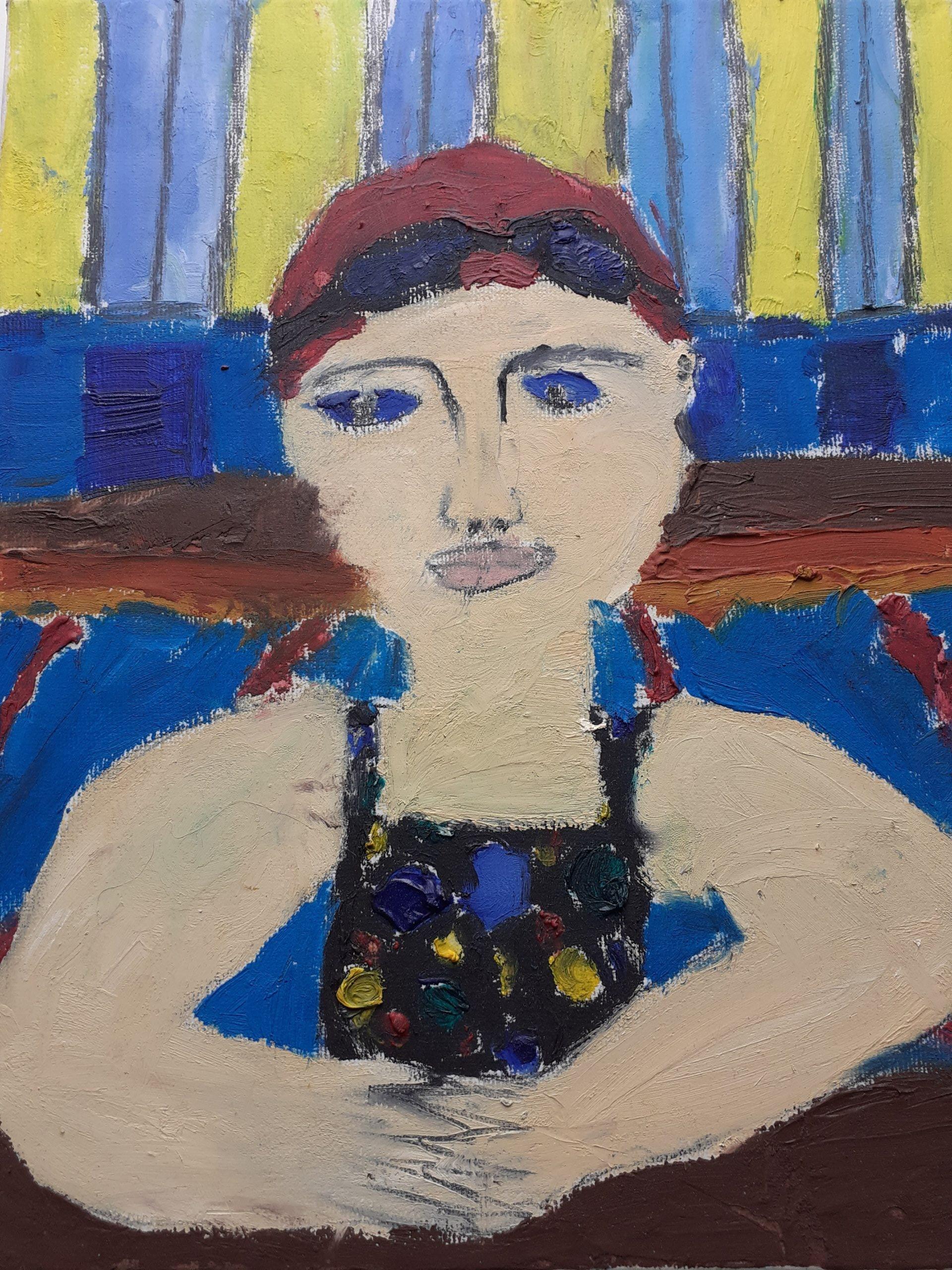 Zosia Śledź, 9 lat, Szkoła Podstawowa nr 187, Silna kobieta