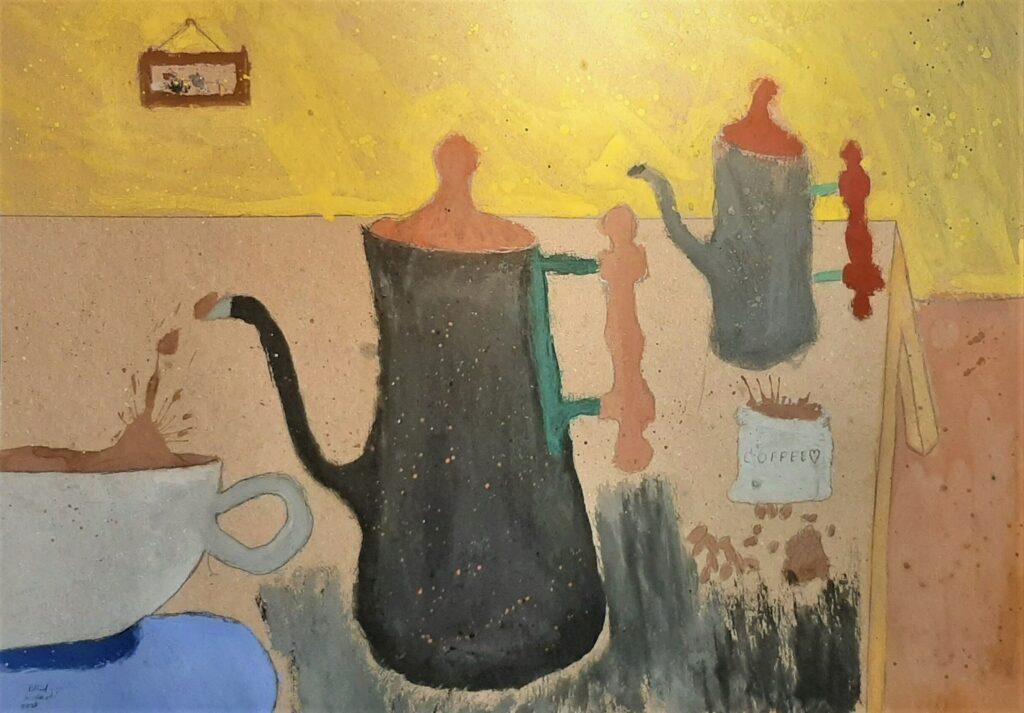 Bartosz Rolek, 13 lat, Old Coffe Pots