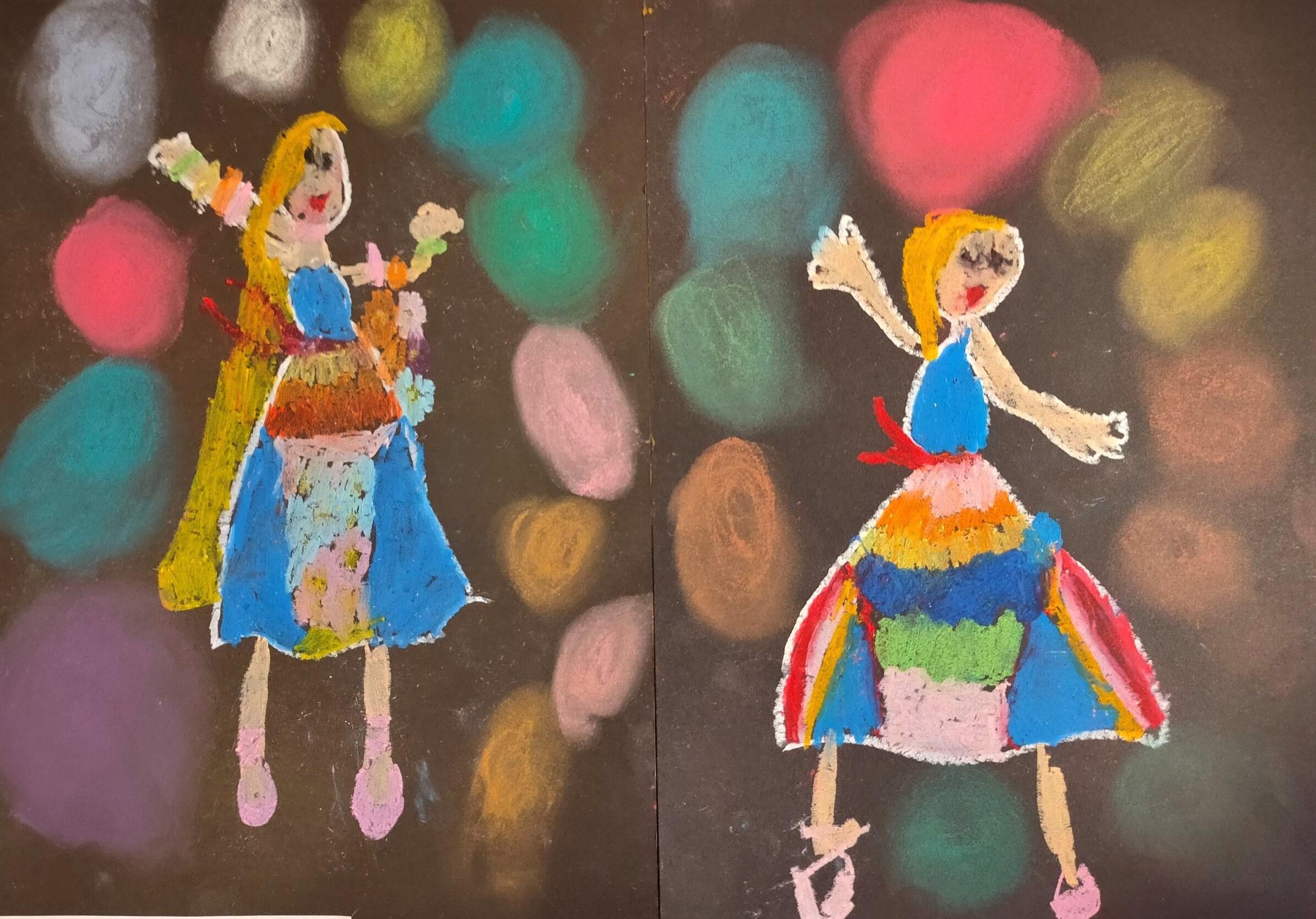 Barbara Gąsior, 8 lat, Szkoła Podstawowa nr 340, Baletnice